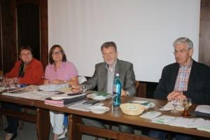 Jahreshauptversammlungen des Fördervereins soziale Einrichtungen und des Spendensammelvereins für Soziales und Kultur mit Vorstandswahlen