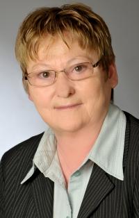 Gerda Müller, 1. Vorsitzende